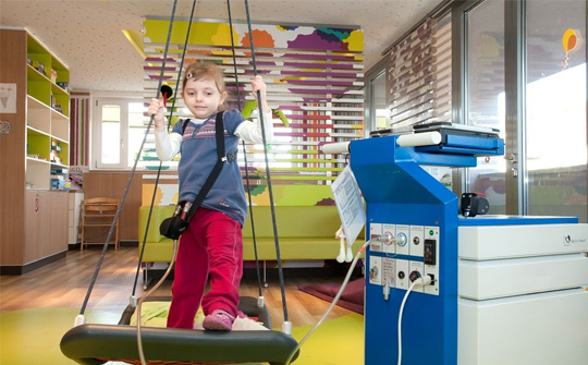 EXCOR Pediatric Patientin in Erlangen