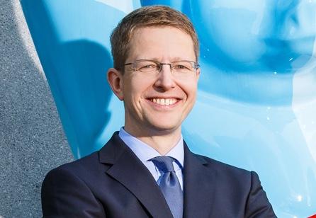 Portrait von Sven-René Friedel, Geschäftsführer der Berlin Heart GmbH
