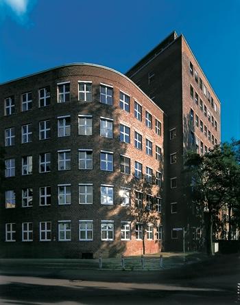 Berlin Heart Gebäude am Standort Berlin-Lankwitz