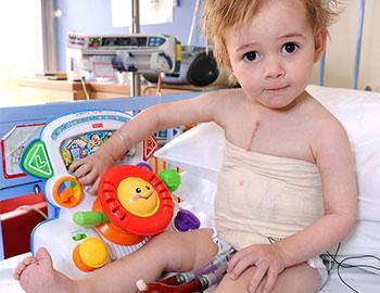 EXCOR® Pediatric Patient in Australien